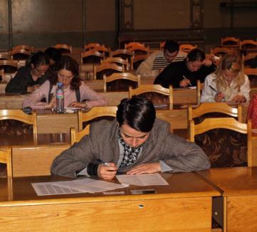 În Bihor, sunt 217 candidaţi la rezidenţiat şi 158 de locuri disponibile