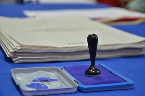 Primele rezultate oficiale: PSD-UNPR-PC, sub 40% din voturi