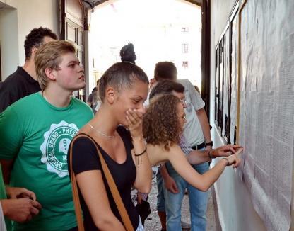 Mai puţin de 58% din elevii bihoreni au promovat Bacalaureatul. Vezi notele! (FOTO)