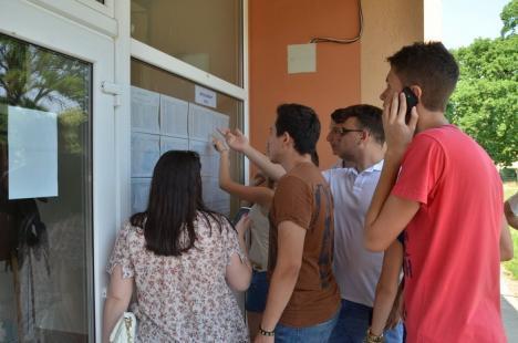 Promovabilitatea la Bac în Bihor, mai mică cu 7% faţă de anul trecut