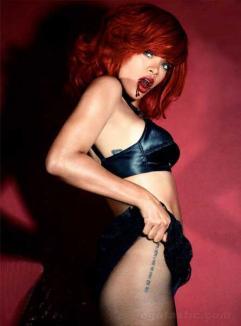 Rihanna, prea sado-maso pentru TV (VIDEO)