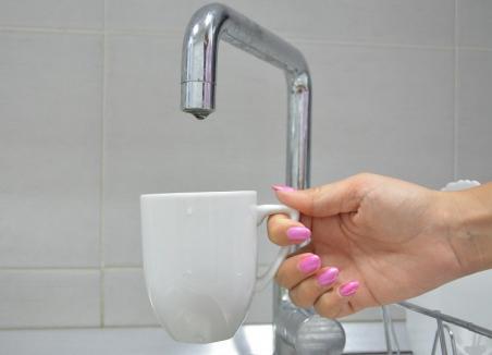 CAO: Apa potabilă nu va fi furnizată, joi, pe strada Apateului