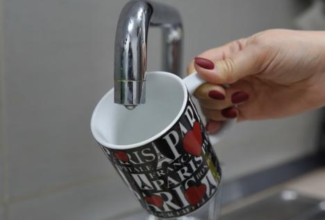 Compania de Apă Oradea: Locuitorii unor străzi din municipiu rămân joi fără apă potabilă
