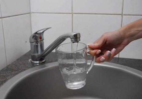 Compania de Apă Oradea: Locuitorii de pe strada Ion Bradu rămân joi fără apă!