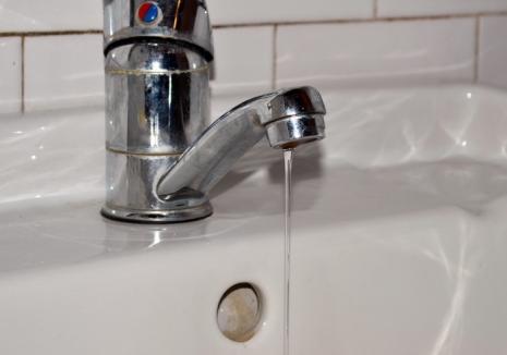 O bună parte din oraş a rămas fără apă caldă din cauza unei avarii