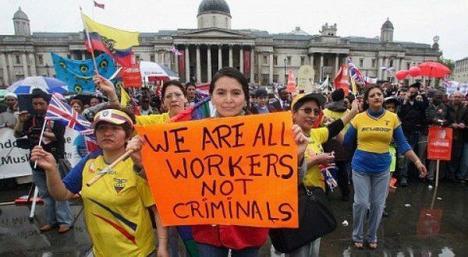 Românii au ajuns a doua cea mai mare comunitate de străini din Marea Britanie