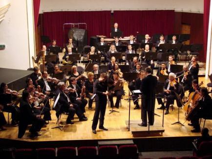 Romeo şi Remus Rîmbu, în concert la Filarmonica din Oradea