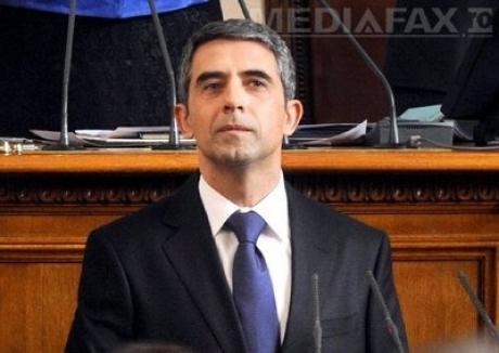 Preşedintele Bulgariei dă vina pe România pentru eşecul aderării la Schengen