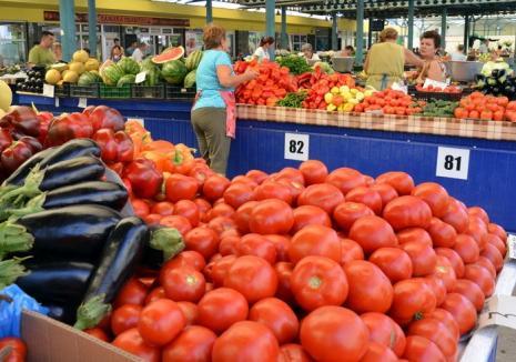 Programul tomate: 60 de legumicultori bihoreni şi-au încasat subvenţia de 3.000 de euro