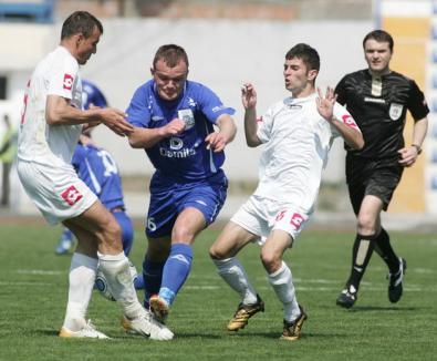 FC Bihor pe locul 13