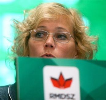 Ce are de gând Rozalia Biro să facă la Ministerul Culturii şi ce crede că o recomandă pentru această demnitate
