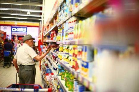 Senatul a aprobat buline colorate pe alimente, în funcţie de riscul pentru sănătate
