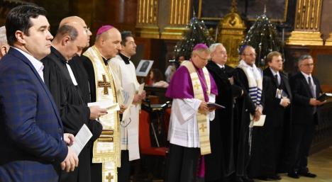 Rugăciuni online: Săptămâna de rugăciune pentru unitatea creştinilor, marcată şi la Oradea