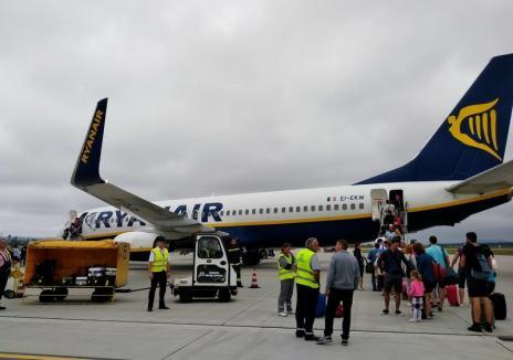 În premieră, autorităţile admit că operatorul Ryanair nu era obligat să continue zborurile de la Oradea