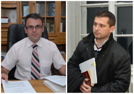 Fostul șef al Parchetului Beiuș, Gligor Sabău, s-a întors în magistratură. E coleg cu fostul său anchetator!