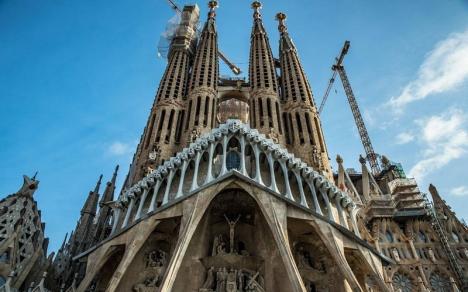'Sfânta' pedeapsă: Celebra biserică Sagrada Familia, amendată cu 36 de milioane de euro, pentru că n-are autorizaţie de construcţie de 133 de ani încoace