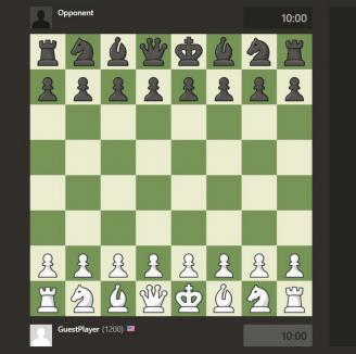 Noi concursuri de şah online, în weekend, pentru pasionați