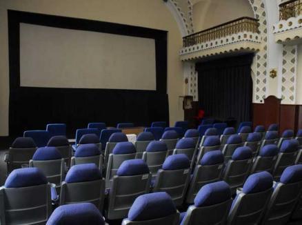 Orădenii pot învăţa să facă filme la Cinematograful Libertatea