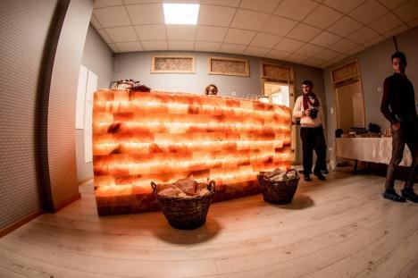 S-a deschis Salina Respiro, prima salină din Bihor cu sare de Himalaya şi sare de la Dej! (FOTO)