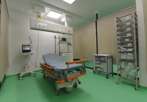 Efectele fenomenului Groșan: Pacienți Covid care nu pot respira se prezintă la Urgențe în Oradea și refuză oxigenul