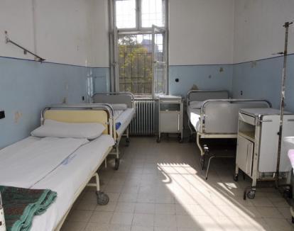 Spitalele orădene nu raportează infecţiile care pot fi contactate de bolnavi
