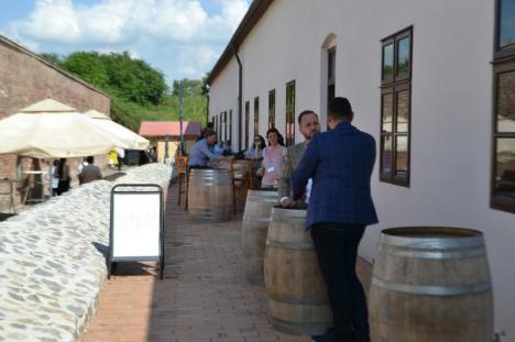 Cetatea Oradea a devenit paradisul iubitorilor de vinuri: A început ediţia a II-a a Salonului Vinurilor Millesime (FOTO / VIDEO)