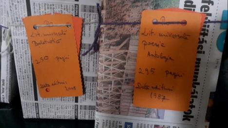 'Blind date with a book'. Ce propun 'salvatorii de cărţi' din Oradea pentru Dragobete (FOTO)