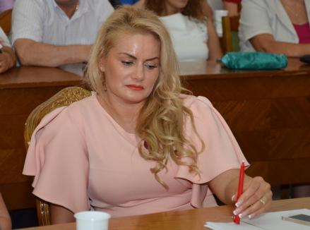 Fosta şefă a APM Bihor, Sanda Mercea, a fost condamnată cu amânare pentru fals în declaraţii şi conflict de interese