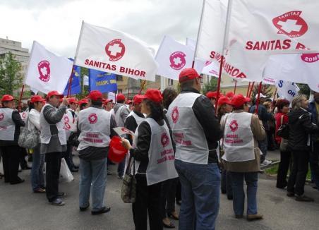 Delapidare la Sanitas Bihor: fostul lider sindical bihorean Sorin Crăciun ar fi furat 100.000 lei