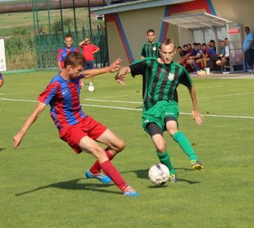 CSC Sânmartin a învins cu 3-0 pe CS Oșorhei și s-a calificat în turul III al Cupei României
