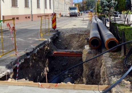 Sute de familii din Velenţa au rămas fără apă caldă cu o săptămână peste termenul anunţat de Termoficare Oradea