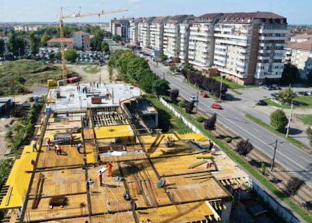 Pandemia şi investiţiile. Numărul autorizaţiilor de construire eliberate în Oradea a scăzut anul trecut cu 12%