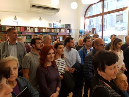 Arhitectul Cristian Puşcaş spune povestea sinagogilor orădene, cele mai numeroase din ţară, într-un volum lansat la Humanitas (FOTO)