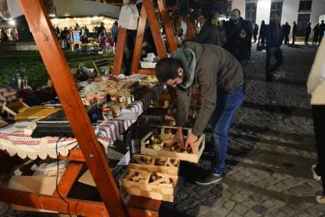 A început Sărbătoarea Recoltei. Taraful lui Caliu din Clejani a făcut un super show la Oradea, pentru prea puţini spectatori (FOTO/VIDEO)