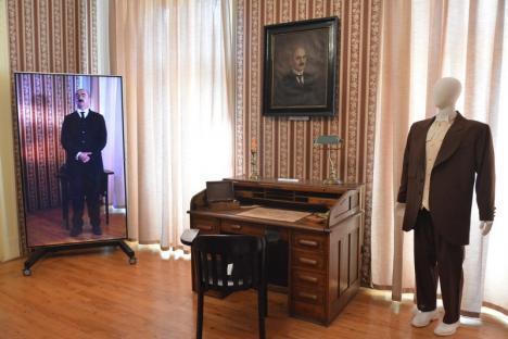 """Realități bihorene și europene de la """"spargerea lumii"""", prezentate la Muzeul Memorial """"Aurel Lazăr"""" și la Universitate (FOTO)"""