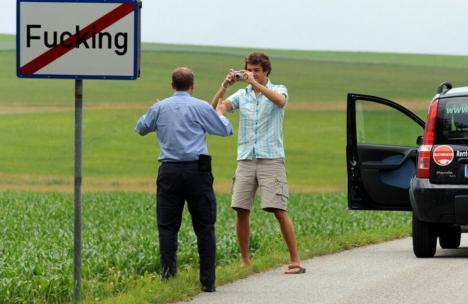 Satul austriac Fucking își schimbă numele din cauza numeroaselor glume și ironii făcute de turiști