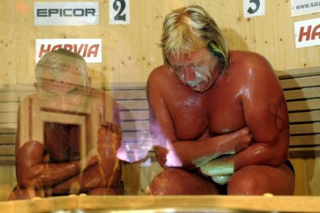 Finalist la Campionatul Mondial de saună, mort după ce a stat 6 minute la peste 110 grade