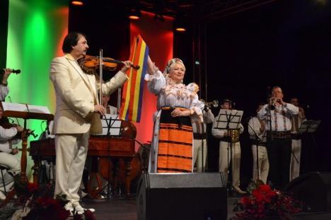 Oradea ne uneşte: Concert cu Veta Biriş, Sava Negrean şi Ionuţ Fulea, dedicat Zilei eliberării Oradiei