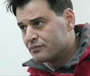 Criminalul italian Cosimo Scaglione rămâne în Arestul Poliţiei Oradea