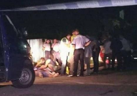 Scandal amoros: Patru persoane au fost ucise, într-o bătaie cu furci și topoare la Focșani