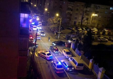 8 Martie cu scandal în Oradea: Două femei au fost rănite de 'fostul' uneia dintre ele. Bărbatul a ajuns la dezalcoolizare (FOTO)