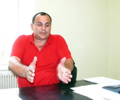 Ca la Pungeşti! Primarul de Finiş vrea să îşi scoată consătenii în stradă pentru a bloca lucrările din proiectul Aparegio