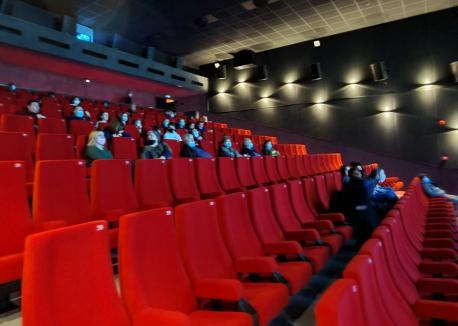 Oradea a scăpat de 'scenariul roşu'! Se pot redeschide restaurantele, teatrele şi cinematografele (DOCUMENT)