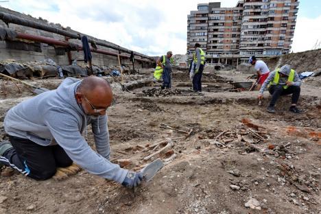 Lucrare cu amânare: De ce va fi predată cu întârziere noua parcare subterană din Oradea