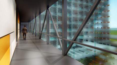 Cum va arăta noul corp de clădire al Spitalului Municipal din Oradea (FOTO / VIDEO)
