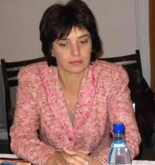 Maria Schutz, interceptată de DNA Oradea cerând propte politice