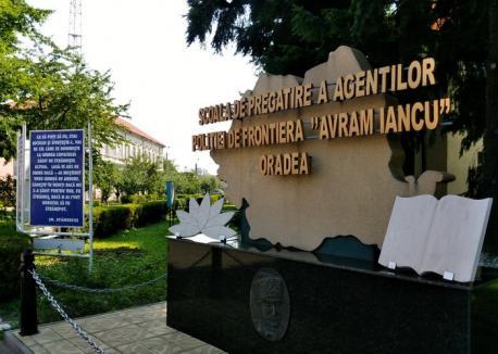 Poliţia de Frontieră recrutează 280 de elevi pentru şcoala de pregătire 'Avram Iancu'. Înălţimea contează!