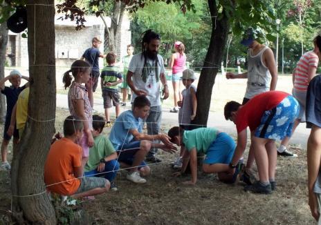 Unde ieșim săptămâna asta: Summer School, cu activităţi educative, creative şi distractive pentru copii