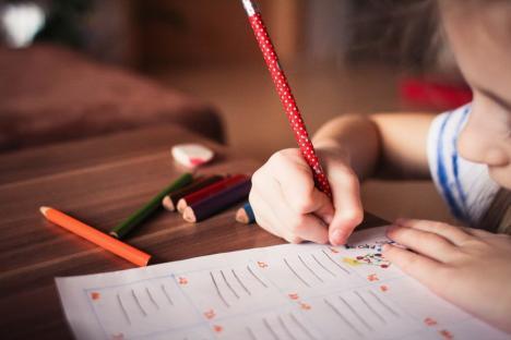 Şcoală după şcoală: Aproape 5.000 de elevi din Bihor cer să facă lecţii pentru recuperarea materiei