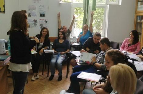 Şcoală de vară în franceză, inclusiv pentru începători, la Universitatea din Oradea